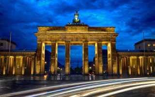 Бранденбургские ворота в Берлине: как создавались, архитектура и значение в истории
