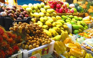 Цены в Таиланде на еду, жилье, отдых, товары и услуги в 2020 году