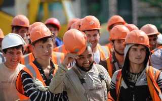Прием на работу гражданина Киргизии (пошаговая инструкция) в 2020 году