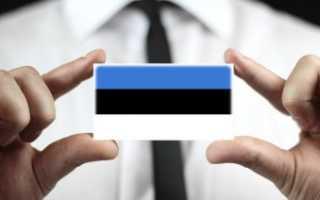 Сложно ли открыть фирму в Эстонии гражданину РФ? Организационно-правовые вопросы и процедура регистрации
