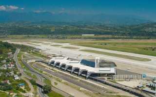 Как дёшево добраться до аэропорта Сочи (Адлер) всеми способами?