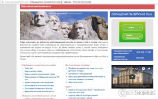 О 1 виза США: собеседование на получение визы, форум Винского