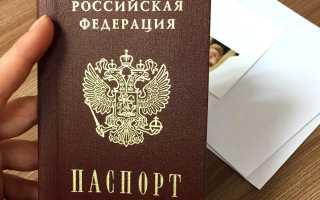 Где найти серию и номер паспорта гражданина РФ