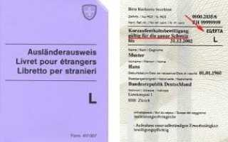 Как получить внж (вид на жительство в Швейцарии в 2020 году: излагаем развернуто