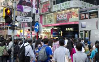 Как россиянам оформить визу в Гонконг?