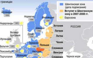 Жители стран шенгенской зоны в визе также не нуждаются