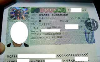 виза в Париж , нужна ли биометрия