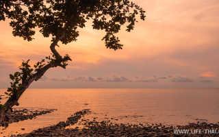 Пляжи острова Ко Чанг (Koh Chang), отели для отдыха