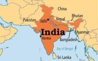 Как оформить визу в Индию в 2020 году: документы, цены, заполнение заявления