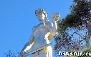 Что можно посмотреть туристу в столице Грузии? Достопримечательности Тбилиси
