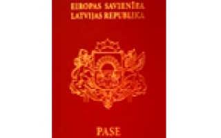 Получение паспорта и гражданства Латвии
