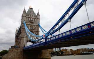 Великобритания: что посмотреть и куда сходить