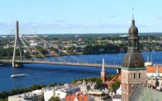 Старый город Риги: где на карте он расположен, а также самые известные достопримечательности центра и их фото