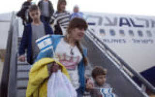 Израиль: переезд на ПМЖ из России и получение ВНЖ