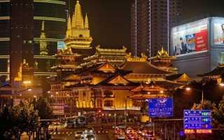 Жизнь в Китае в 2020 году: факты, стоимость, уровень