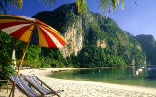 14 стран: куда поехать на море в январе 2020 — пляжный отдых за границей