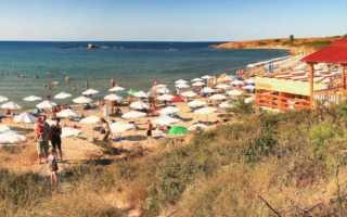 20 лучших курортов Болгарии с песчаными пляжами – какой выбрать для отдыха, фото, описание, карта