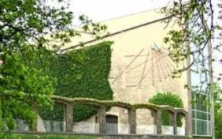 Высшее образование и университеты дании