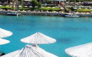 Где в Турции самое красивое и чистое море. Отдых в Турции