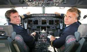 Какая зарплата у пилотов Аэрофлота и где учат управлять самолетом гражданской авиации