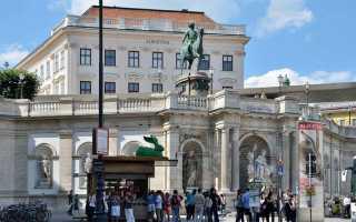 30 лучших достопримечательностей Вены – фото, описание