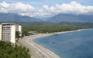 Въезд в Абхазию для россиян: нужен ли загранпаспорт и виза в 2020 году, документы для пересечения границы