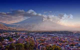 Виза в Гватемалу 2020, заказать
