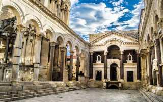 Сплит, Хорватия: достопримечательности города с фото