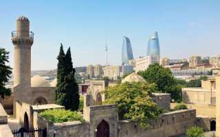 Нужен ли для россиян паспорт при поездке в Азербайджан