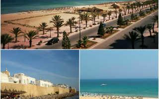 Где отдохнуть в Тунисе? Лучшие курорты, недорогие туры