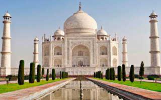 Порядок и образец заполнения бланка на визу в Индию в 2020 году