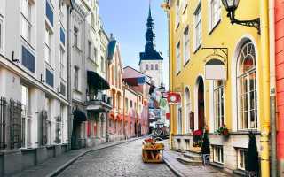 Какие главные достопримечательности Таллина посетить, куда сходить в ТАллине