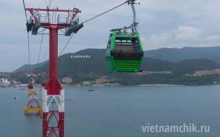 Винперл во Вьетнаме, парк развлечений в Нячанге Vinpearl