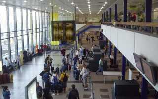 Аэропорт Шенефельд – как добраться, инфраструктура