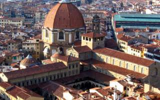 Центр Флоренции: 7 интересных мест, описание, фото, карта 2020