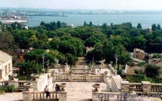 Маршрут путешествия по Крыму на машине из Симферополя