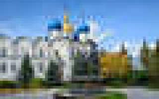 Красивые места в Казани