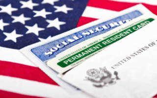 Петиция i-864 на иммиграционную визу в США