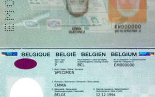 Получение гражданства Бельгии для россиян в 2020 году — что нужно, список документов, новости