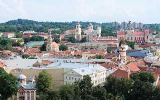 Что посмотреть в Вильнюсе: какие достопримечательности можно и нужно посетить в столице Литвы самостоятельно за 1, 2 и 3 дня?
