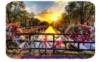 Нужна ли виза в Амстердам для россиян в 2020 году. Как получить