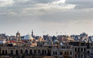 Виза в Сирию для россиян 2020: нужна ли, способы получения и порядок въезда