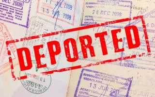 Как проверить запрет на въезд в Россию онлайн на сайте ГУВМ МВД, ФМС, как легально снять запрет