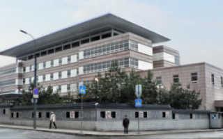 Посольство Южной Кореи в Москве. Адрес, телефоны, сайт корейского посольства в России