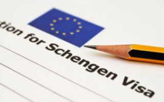 Согласие на обработку персональных данных для шенгенской визы — образец