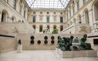 Музей Лувр в Париже: описание, картины, фото и как купить билеты