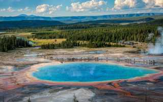 Великолепная семерка — топ 7 интересных туристических мест США