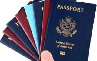 Законность наличия у одного лица множественного гражданства