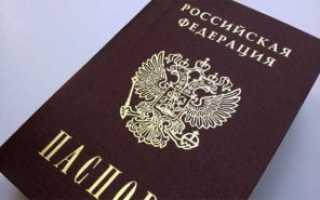 Срок окончания действия загранпаспорта для поездки за рубеж по странам