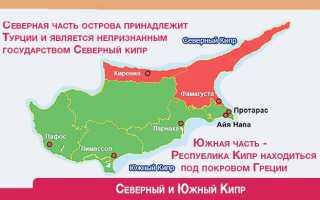 Сколько стоит виза для поездки на Кипр в 2020 году